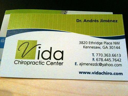 vida chiropractic center
