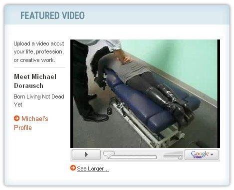 viral chiropractic video
