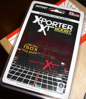 Xporter XT Boost